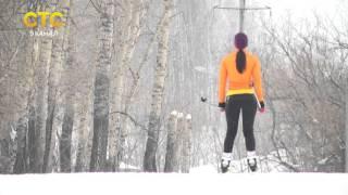 Анонс пробной сдачи ГТО на лыжах