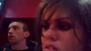 shani mccolm in bar pazz