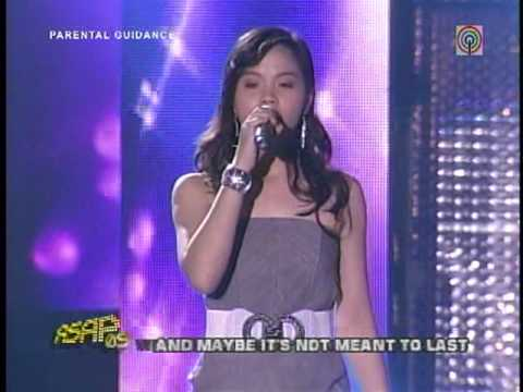 Kaye Miranda on ASAP 09
