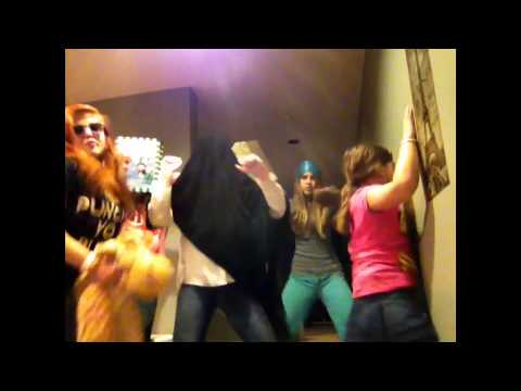Harlem Shake (Teenage Girl Edition)