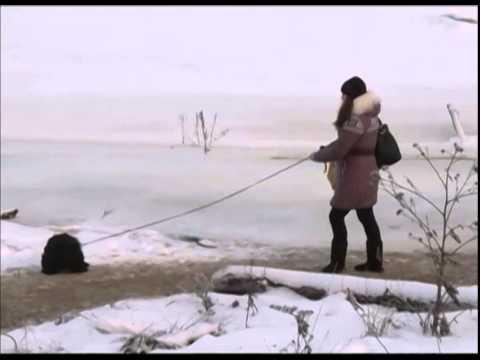 Выходить на лед  в Тутаеве опасно