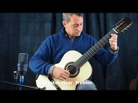 Jesse Moore 2017 demo HVL Fortea www.concert-classical-guitar.com