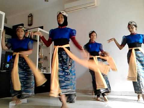 Indonesia Menari sambangi Solo, ratusan warga antusias ikuti latihan