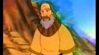 Série Desenhos Biblicos Abraão e Isaque Parte 2