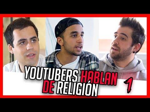 YOUTUBERS hablan de RELIGIÓN 1 | AURONPLAY, CdeCIENCIA, HAMZA ZAIDI