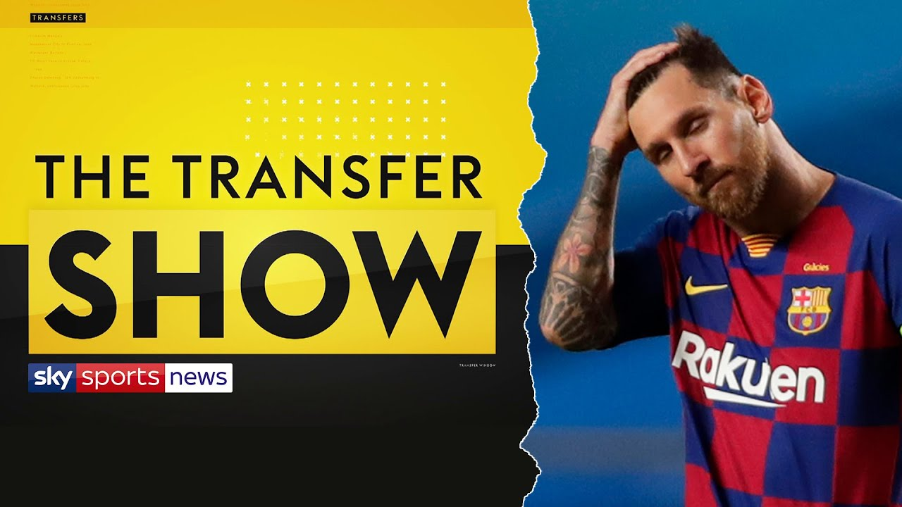 Who will Lionel Messi sign for and how much will he cost? | The Transfer Show