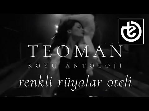teoman - renkli rüyalar oteli (Official Lyric Video)