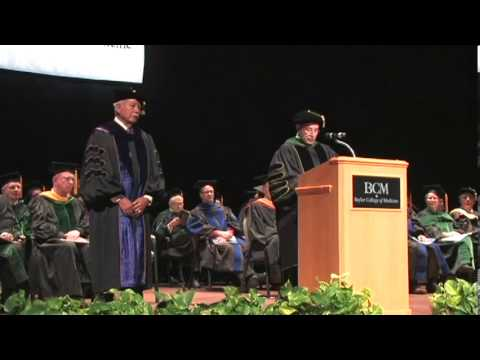Baylor College of Medicine Graduation 2013