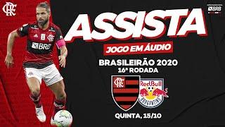 Flamengo x RB Bragantino AO VIVO na FlaTV   Brasileiro 2020