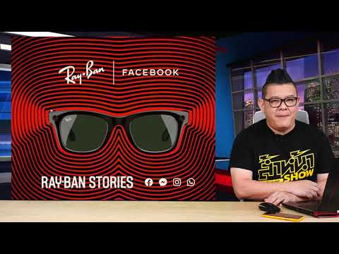 Facebook เปิดตัวแว่น Ray-Ban Stories แว่นฟังเพลง ถ่ายรูป ถ่ายวิดีโอ อัพขึ้น Stories ได้