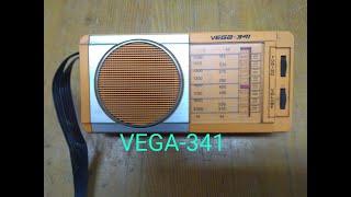Приёмник VEGA-341.Обзор детали.