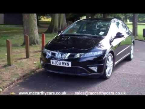 used honda civic 1 8 i vtec es panoramic glass sunroof. Black Bedroom Furniture Sets. Home Design Ideas