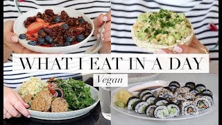 What I Eat in a Day #32 (Vegan/Plant-based) | JessBeautician