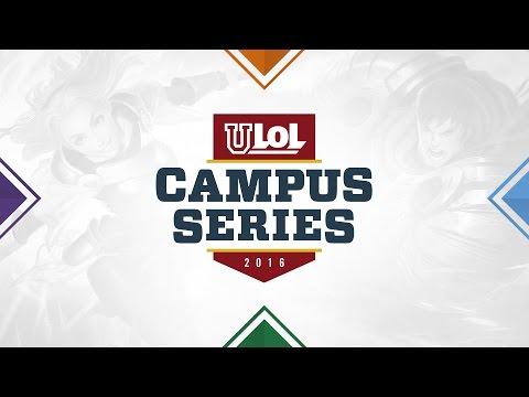 uLoL Campus Series Week 6: Ohio State vs. Illinois