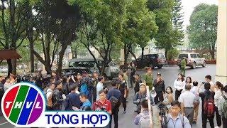 THVL | Thắt chặt an ninh phiên tòa xét xử ông Phan Văn Vĩnh