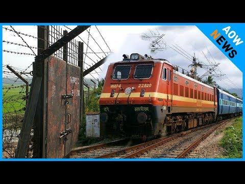 এবার বাংলাদেশের পাশে ভারতীয় কৌশলগত রেল, সুবিধা কার ?? Indian Rail beside Bangladesh Border |