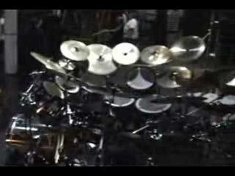BIG Ass Drum Set - YouTube