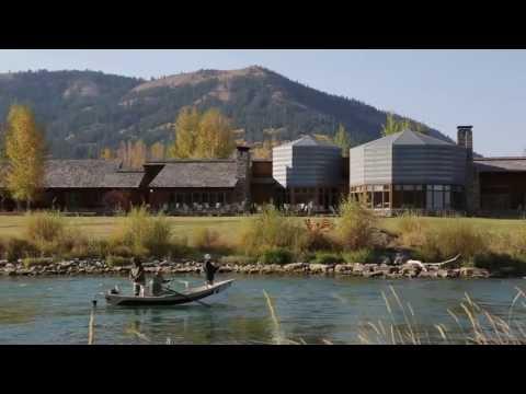 South Fork Lodge, Idaho, By Natural Retreats