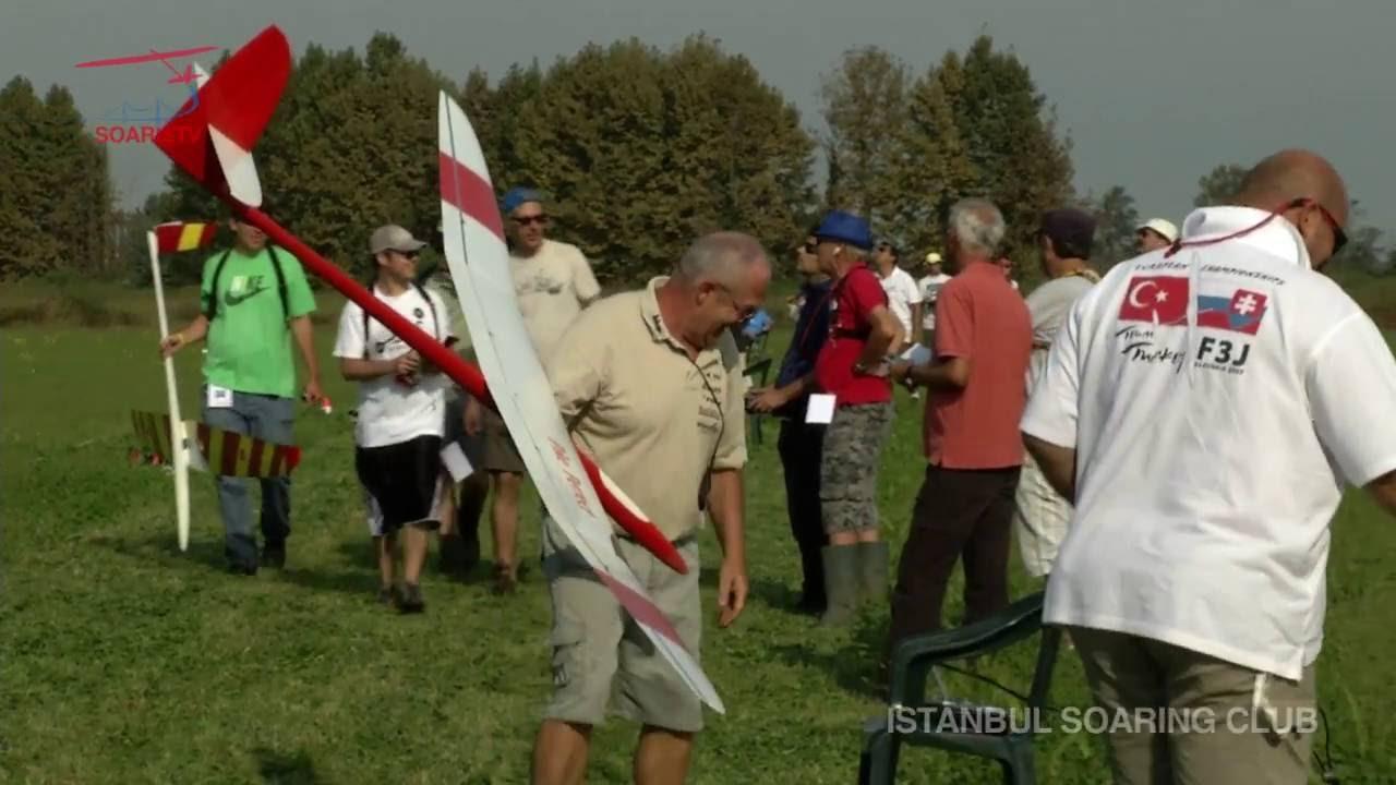 F3J SARİST 2011 Avrupa Şampiyonası İtalya