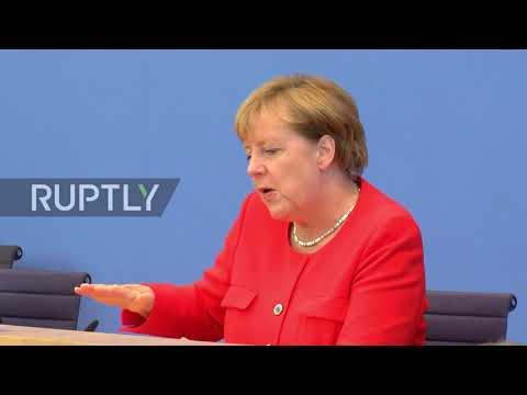 Germany: Lifting sanctions would be good for Russian and German economies - Merkel
