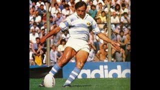Los Pumas vs Australia 1987