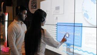 Google Cloud Summit - Exhibits by Digital Jalebi
