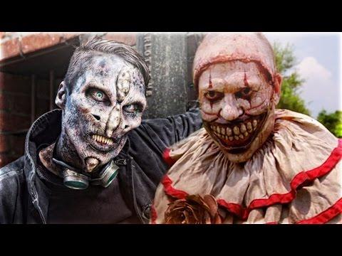 Top 10 CREEPIEST Halloween Costumes! (Scary Halloween Costumes 2016)