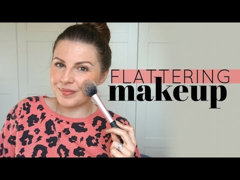 Flattering Makeup Over 30 / Anti-Instagram Tutorial