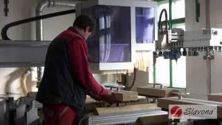 Výroba dřevěných oken (eurooken) a dveří SLAVONA 2010