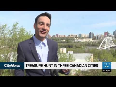 Canadian Treasure Hunt