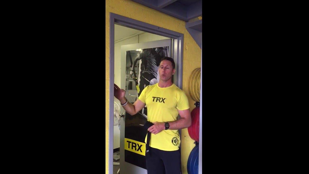 TRX Door Anchor & TRX Door Anchor - YouTube