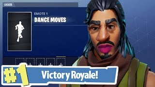 If the Fortnite Dance went EVEN HARDER