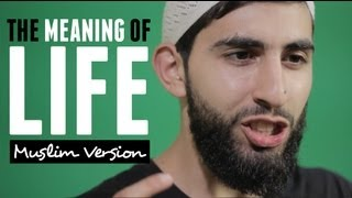 vuclip THE MEANING OF LIFE | MUSLIM SPOKEN WORD | HD