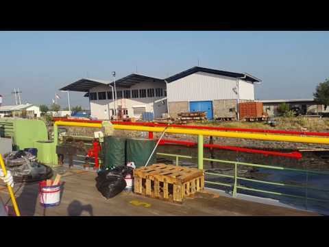 Launching kapal PAN MARINE 01 - 22_05_2017