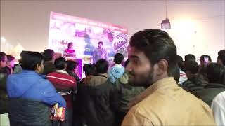 Stand-up Comedian Deepak entertains Audience on last day of Lucknow Mahotsava 2018