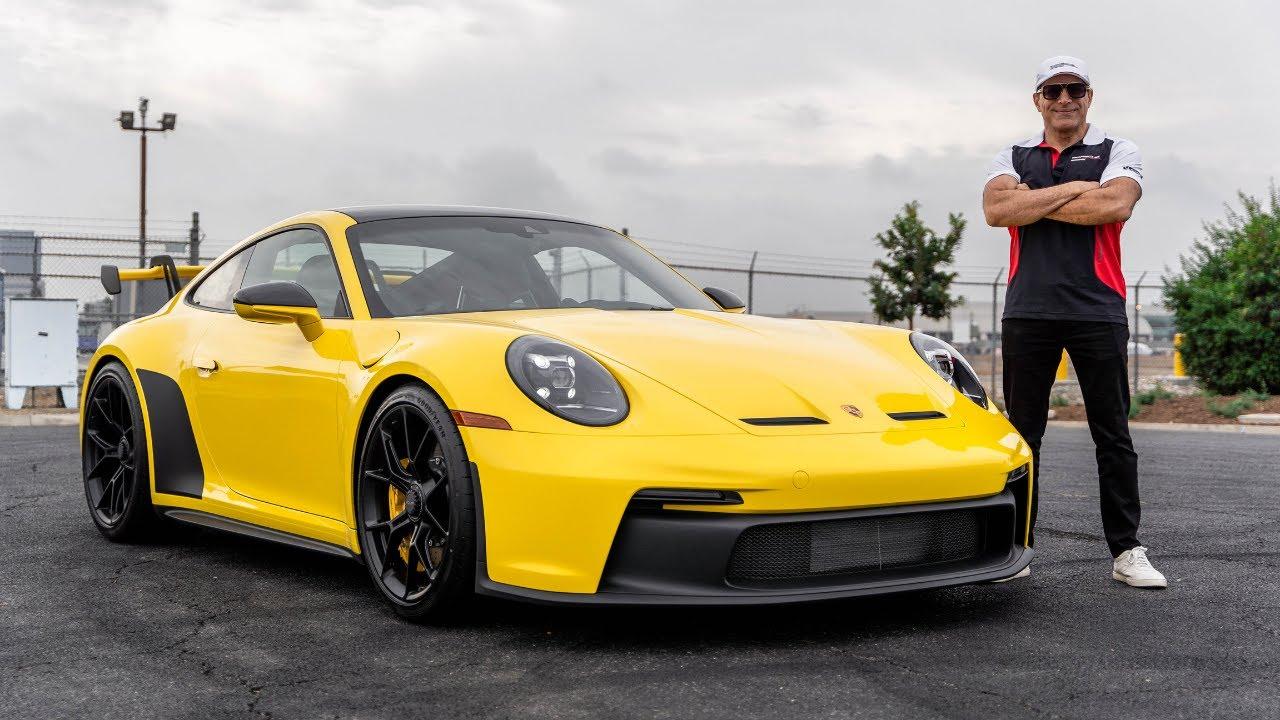 MY FIRST IMPRESSIONS OF THE 2022 PORSCHE 911 GT3! || Manny Khoshbin