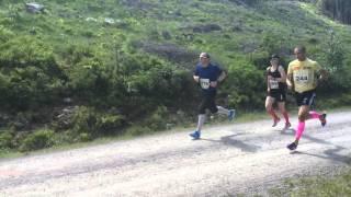 Nordmarka Halvmaraton 2015