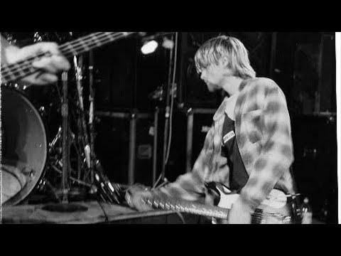 Nirvana - Crest Theatre, Sacramento, CA (8/20/90)