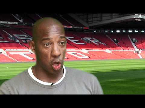 Dion Dublin on Milner, Karaoke with Lee Sharpe and dressing up as Henry VIII