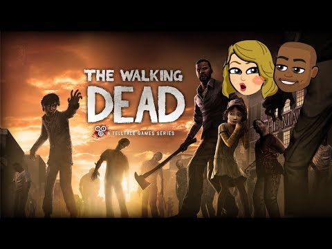 JANE AND JV PLAY The Walking Dead: Episode 2 PART 5