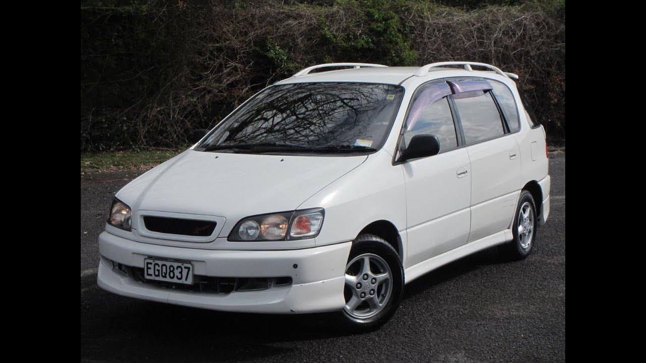 C Max 7 Seater >> 1997 Toyota Ipsum 7 Seater Wagon $1 RESERVE!!! $Cash4Cars$Cash4Cars$ ** SOLD ** - YouTube