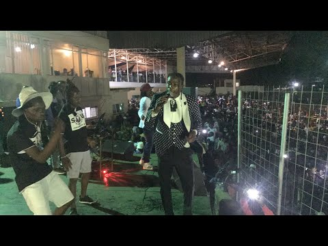 Soul Jah Love  rocks Harare Agric Show