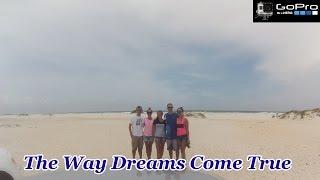GoPro Timelapse   Gulf Islands National Seashore Florida