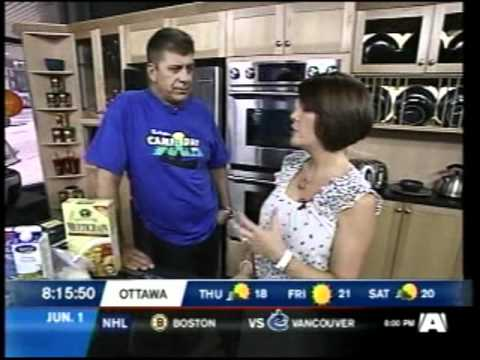 A-morning Ottawa- Healthy cooking for healthy kids part 2