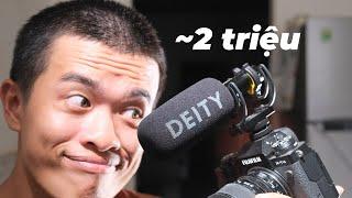 Deity D3 ✅ Micro thu âm tốt nhất tầm 2 triệu
