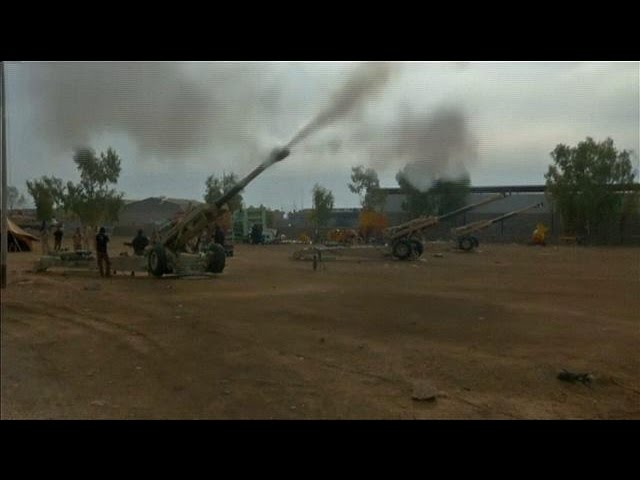 Iraqi army withdraw from Mosul hospital amid fierce fighting