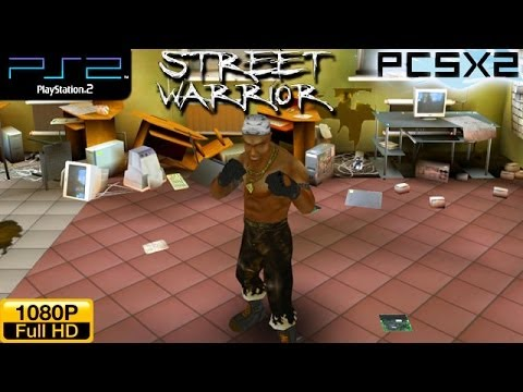 Street Warrior - PS2 Gameplay 1080p (PCSX2)