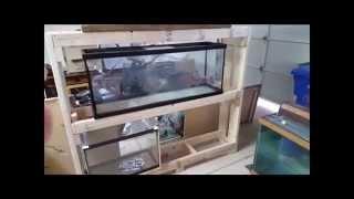 Ockis27's building an aquarium rack
