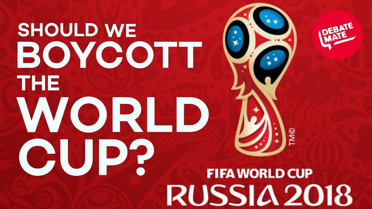 Image result for boycott russian world cup
