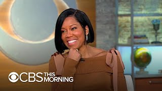 Regina King says men in Hollywood have reached out since her Golden Globes promise